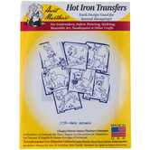 Baby Animals Hot Iron Transfers